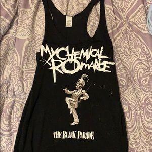My Chemical Romance tank top